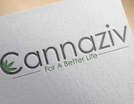 #43 для Cannaziv - Medical Cannabis Company от VivianMeneses