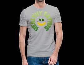 #64 for Realistic banana design to print on tee-shirts by sajeebhasan177