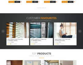 #13 для E-commerce website to sell blinds от saidesigner87