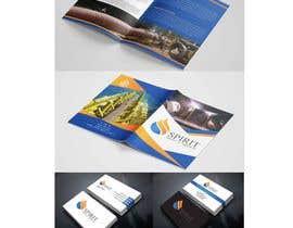 #26 for Design my business cards and brochure template af bachchubecks