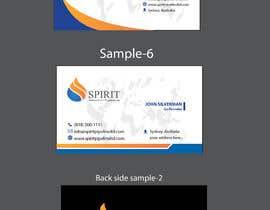 #44 for Design my business cards and brochure template af bachchubecks