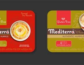 #32 для Hummus Packaging (label design based on existing graphical identity) от zrules