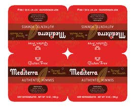 #17 для Hummus Packaging (label design based on existing graphical identity) от golamrahman9206