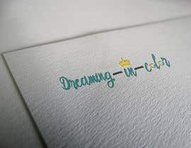 #60 для Create a Logo for Dreaming in Color от designersum