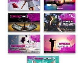 nº 23 pour Series of 7 Spiritual Images for Facebook Group Postings - Woman Focused par aalimp