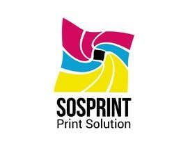 """#2 для Design a stylish logo for """"SOSprint"""". It's a printing service. I uploaded 2 images for reference. от rizalmulyana7"""