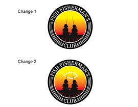 #134 for Fish Fisherman's Club af subhojithalder19