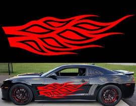 #15 для Car Graphic Design Adjustment Needed от ganjarelex