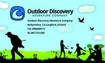 Graphic Design Contest Entry #17 for Business Card Design for Outdoor Discovery Adventure Company