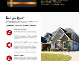 #29 for Design 2 landing pages and help integrate the design into our current landing page af saidesigner87