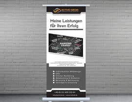 #10 for Design a Roll-Up by MaxoGraphics