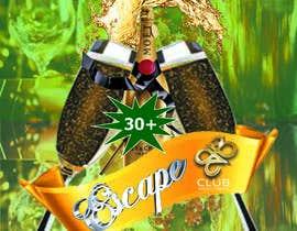 #12 для Design A5 Flyer Front - Escape1 от sariyaakter174