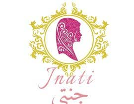 #6 для Brand Name:  Jnati Brand URL:  www.jnati.com Meaning of brand name: My Heaven Brand Description: It is a female brand that sells Muslims Women Prayer Clothes. I want a creative logo that has the combination of the attached two logos. от imaginemeh