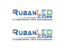 #170 for Refresh my old Logo for a French led strip ecommerce website by MdElahi7877