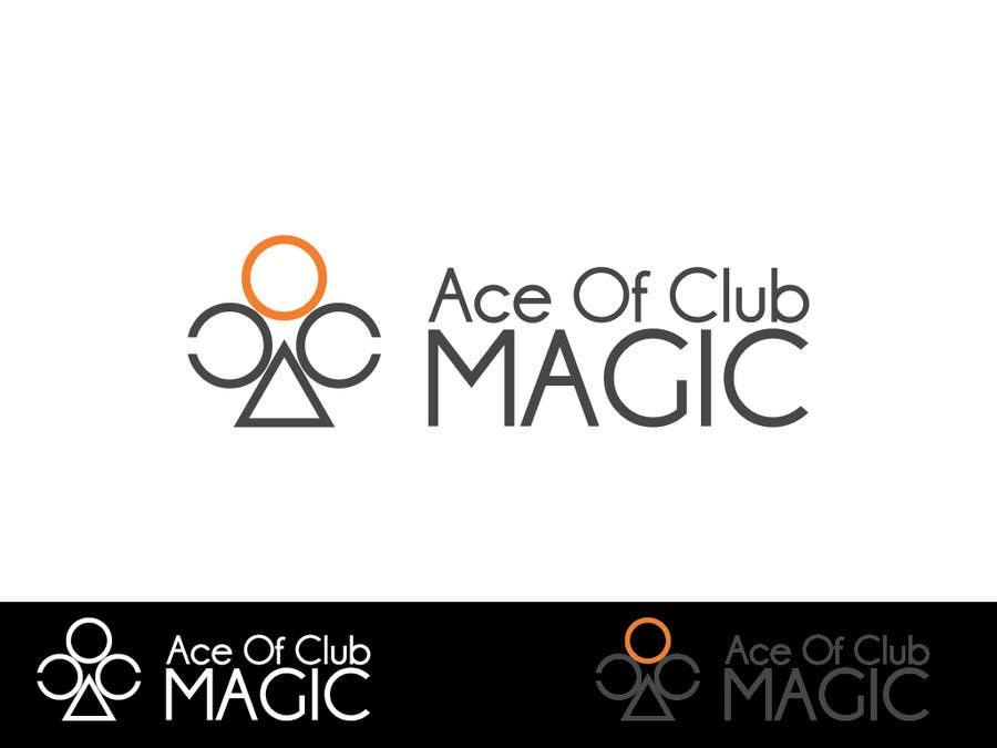 Penyertaan Peraduan #                                        30                                      untuk                                         Logo Design for AOC Magic