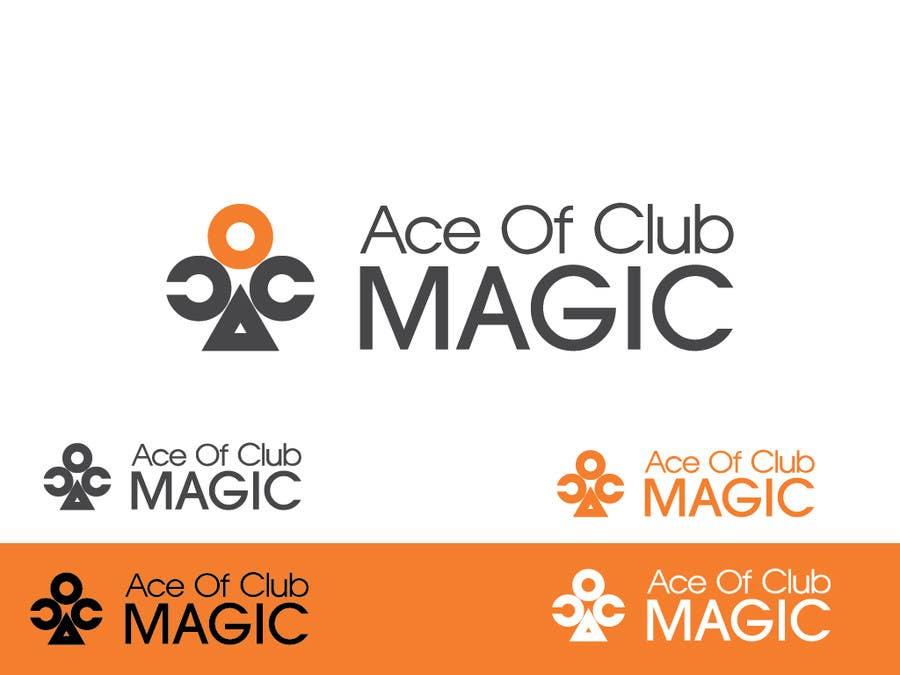 Penyertaan Peraduan #                                        48                                      untuk                                         Logo Design for AOC Magic