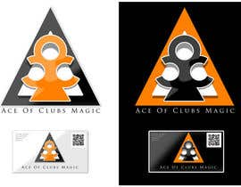 #54 para Logo Design for AOC Magic por niccroadniccroad