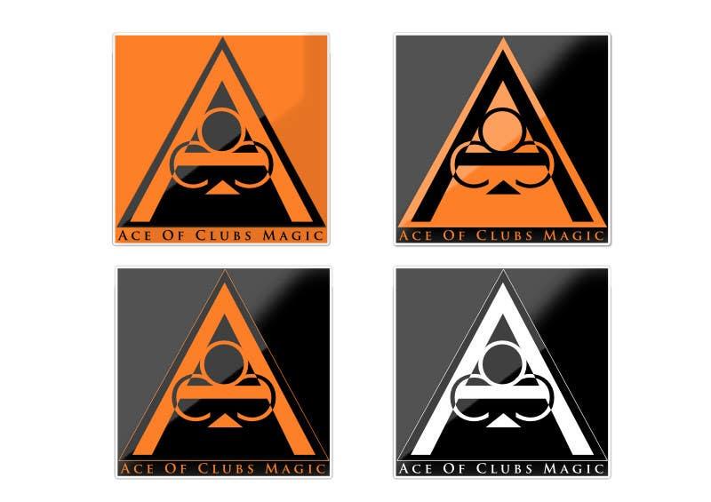 Penyertaan Peraduan #                                        70                                      untuk                                         Logo Design for AOC Magic
