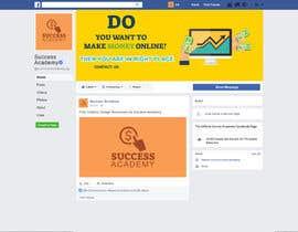 nº 6 pour Design both a FB page profile pic and cover photo. par Diner99