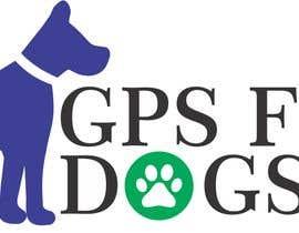 """#12 untuk Logo for """"GPS For Dogs"""" oleh CristinaMalaeru"""