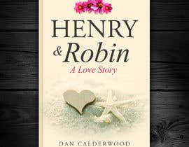 #24 for Book Cover (+ spine + back cover) -- Henry & Robin: A Love Affair by redAphrodisiac