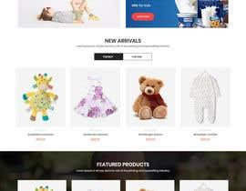 #4 для Build Me a Professional Wordpress Baby Website от shozonraj041