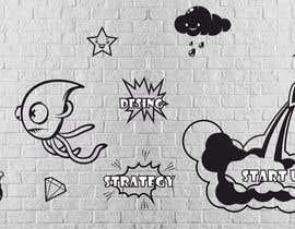 nº 197 pour Graphic designer for wall mural par Alejandro10inv
