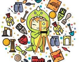 #47 untuk Creative Archaeology T-Shirt/Tanktop/Hoodie Design Contest! oleh ShuOouma