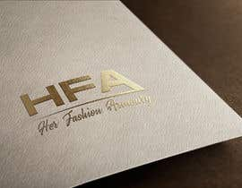 #27 for 'Her Fashion Armoury' or the Acronym 'HFA' in a logo. No bright colours. Classic design. Will be for an online female clothing rental business by Nikolycy