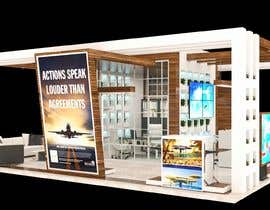 #6 для Exhibition stand design (to be finished in one day) от roarqabraham