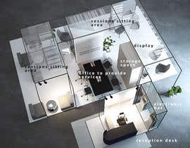 #15 для Exhibition stand design (to be finished in one day) от kulishlilia