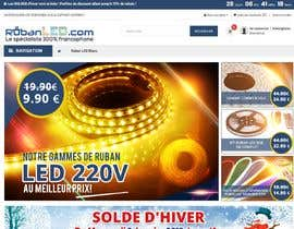#21 для 4 Products Banners for our French Led strip ecommerce website от SJADDesigns