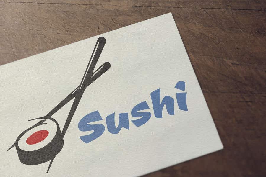 Konkurrenceindlæg #11 for Design a eCommerce logo for a Sushi store!
