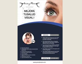 #5 para Flyer o infografía informativa de un servicio óptico de designsourceit
