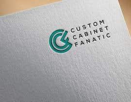"""#263 para Develop a logo for """"CustomCabinetFanatic.com"""" por ronghintuli"""