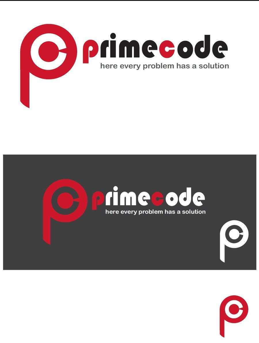 #12 for Logo Design for technology company 'Primecode' with tag line by TheAVashe