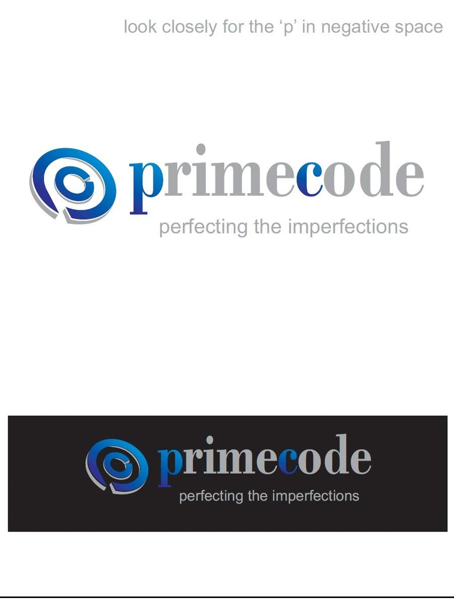 #59 for Logo Design for technology company 'Primecode' with tag line by TheAVashe