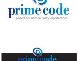 #65 untuk Logo Design for technology company 'Primecode' with tag line oleh TheAVashe
