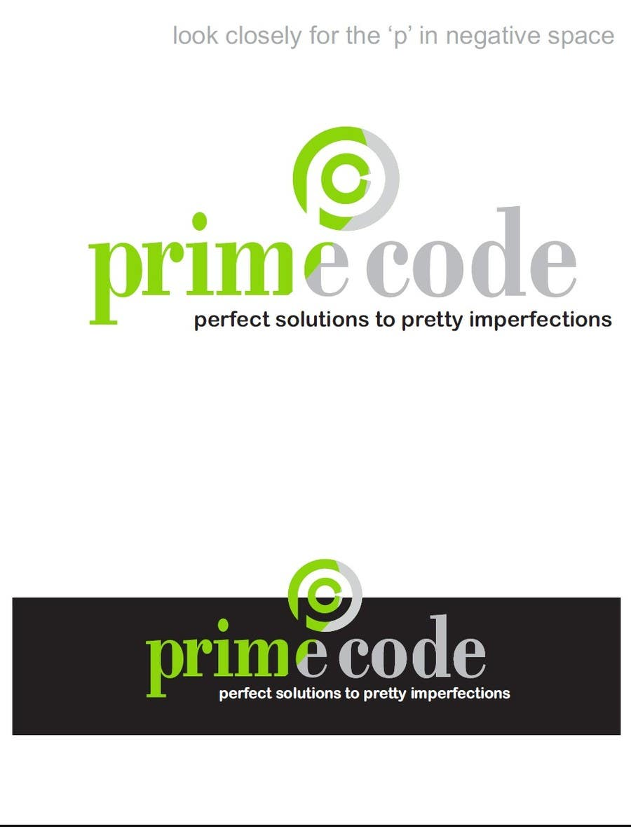 #92 for Logo Design for technology company 'Primecode' with tag line by TheAVashe
