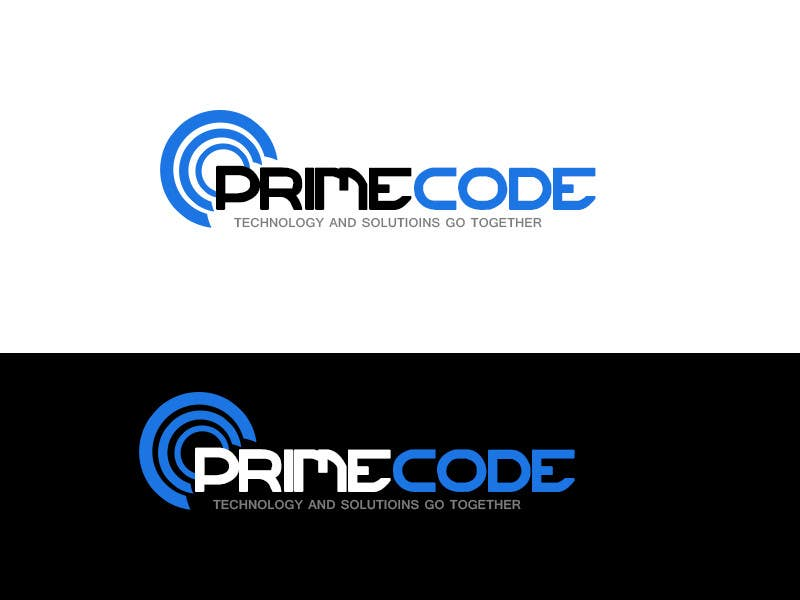 Inscrição nº 43 do Concurso para Logo Design for technology company 'Primecode' with tag line
