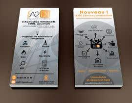nº 25 pour Réalisation flyers 10x21 par abdoutah