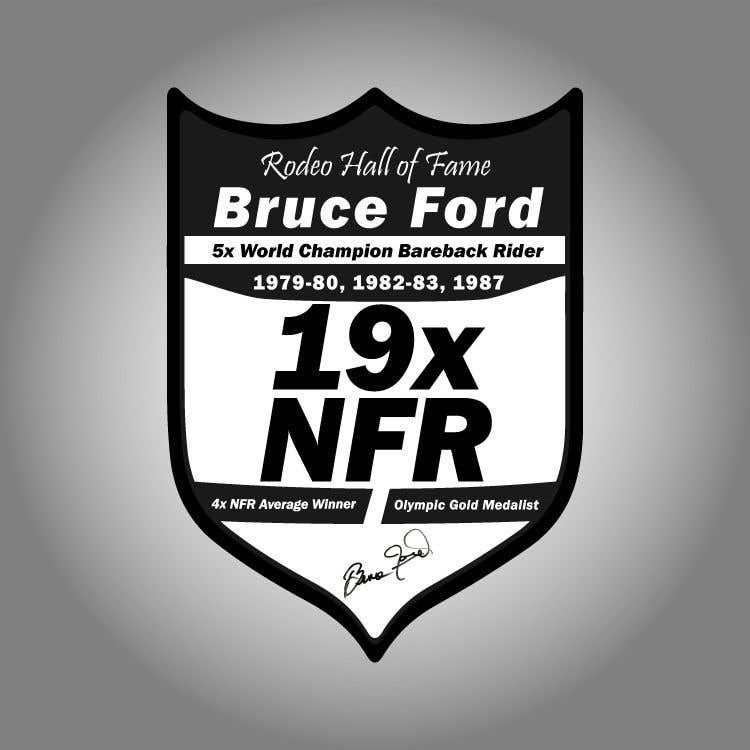 Kilpailutyö #84 kilpailussa Rodeo Logo