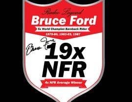 Nro 86 kilpailuun Rodeo Logo käyttäjältä designermamunmia
