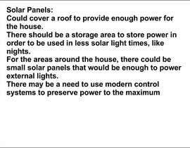 Nro 19 kilpailuun Energy Harvesting Devices käyttäjältä elearningspecial