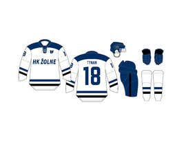 #14 for ice hockey jersey makeover by dima777d