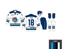 #16 for ice hockey jersey makeover by dima777d