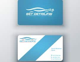 #84 для logo and business card for get detailing от Sparklewinners