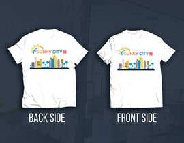 Nro 24 kilpailuun Company T-Shirt and Gift bag design 企业文化衫设计和礼品袋设计 käyttäjältä mijansardar49