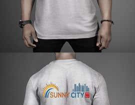 Nro 22 kilpailuun Company T-Shirt and Gift bag design 企业文化衫设计和礼品袋设计 käyttäjältä afsanaha