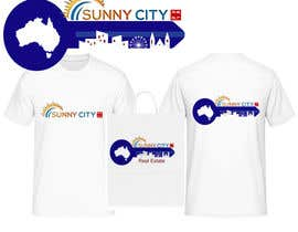Nro 26 kilpailuun Company T-Shirt and Gift bag design 企业文化衫设计和礼品袋设计 käyttäjältä Maraya4511
